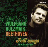 Beethoven - Folksongs