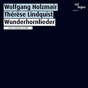 Just released by col legno: