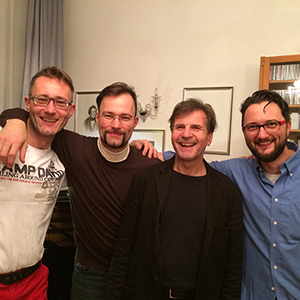 Wolfgang Holzmair and the Eggner Trio, 2015